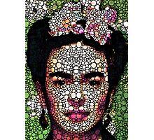 Frida Kahlo Art - Define Beauty Photographic Print