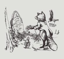 The Solemn Fox T-Shirt