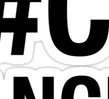 F#CK CANCER Sticker