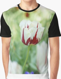 Lonely Tulip 2 Graphic T-Shirt