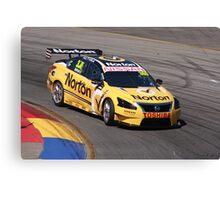 2013 Clipsal 500 Day 3 V8 Supercars - Moffat Canvas Print