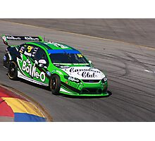 2013 Clipsal 500 Day 3 V8 Supercars - Reynolds Photographic Print