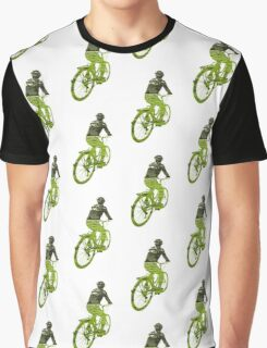 Green Transport 5 Graphic T-Shirt