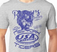 usa warriors tiger by rogers bros T-Shirt