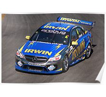 2013 Clipsal 500 Day 3 V8 Supercars - Holdsworth Poster