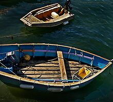 Rowboats by cclaude