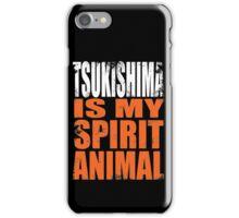 Tsukishima is my Spirit Animal iPhone Case/Skin