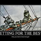 Setting for the Best by Karo / Caroline Evans (Caux-Evans)