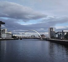 My View of Glasgow by Stevie B
