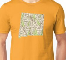 New Mexico Flowers Unisex T-Shirt