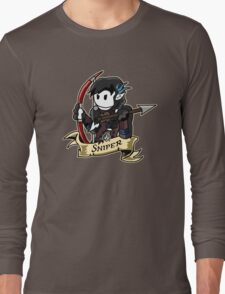 Roll for Shooting Long Sleeve T-Shirt