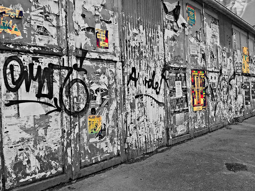 The Wall. by vanLinho