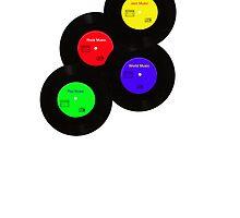 Vinyl Music by capricedefille