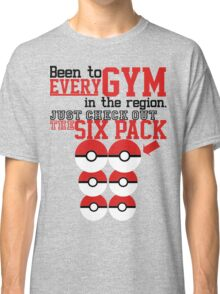 Pokemon gym monkey Classic T-Shirt