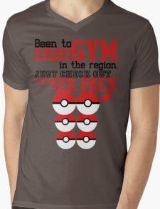 Pokemon gym monkey Mens V-Neck T-Shirt