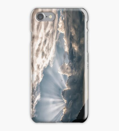 Sunset Valley iPhone Case/Skin