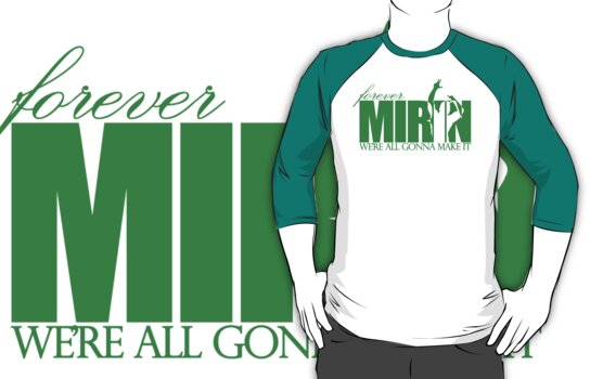 Forever Mirin (version 2 green) by Levantar