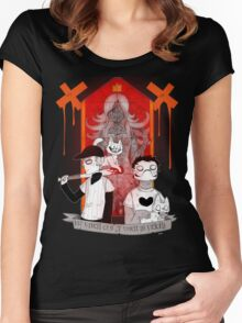 OFF - Batter and Zacharie Women's Fitted Scoop T-Shirt