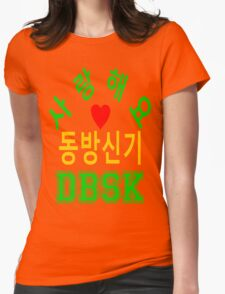 ㋡♥♫Love DBSK Splendiferous K-Pop Clothes & Stickers♪♥㋡ T-Shirt