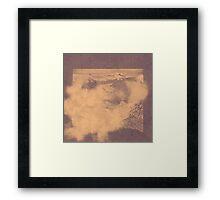 76 Framed Print