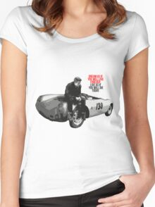 Jimmy's legend Women's Fitted Scoop T-Shirt