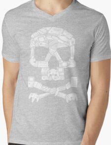 Game or Die Mens V-Neck T-Shirt