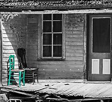 The Green Chair by gharris