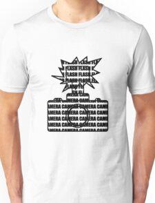 Camera SLR Flash T-Shirt