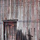 The Cross on the Barn by gharris