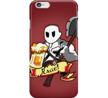 Roll for Rage! iPhone Case/Skin