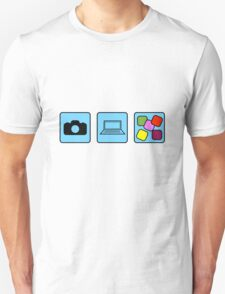 Camera Production T-Shirt