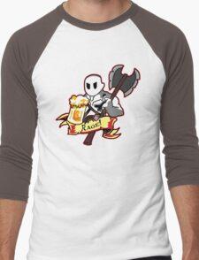 Roll for Rage! Men's Baseball ¾ T-Shirt