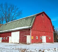 Hessen Road Barn by gharris