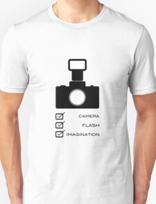 Photographers imagination T-Shirt
