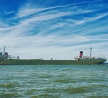 Alpena Arrival by StonePhotos