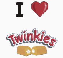 I Love Twinkies by simzzuk