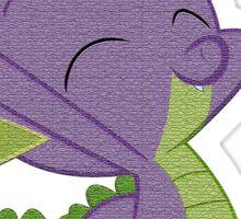 Mosaic Tiled Spike Sticker