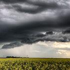 Storm Clouds Saskatchewan by pictureguy
