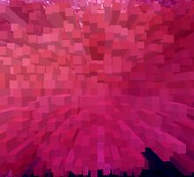 Multiple purple by Robert Gipson