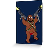 END OF DAYS - American Dad Greeting Card
