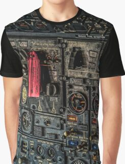 Boing 747 Graphic T-Shirt