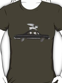 Team Free Will Road Trip T-Shirt
