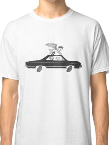 Team Free Will Road Trip Classic T-Shirt