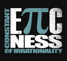 Constant EPICness of Irrationality V1 T-Shirt