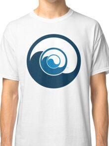 Yin Yang Design Classic T-Shirt