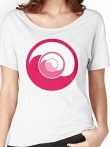 Yin Yang Design Women's Relaxed Fit T-Shirt