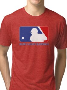 Major League Blernsball Tri-blend T-Shirt