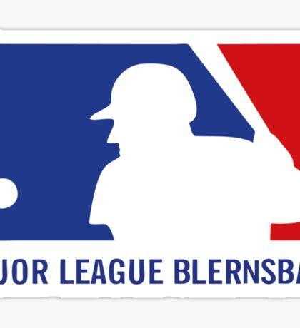 Major League Blernsball Sticker