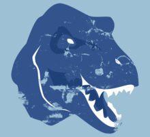 Cyan Tyrannosaurus Rex by PHRHD