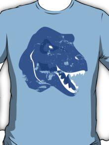Cyan Tyrannosaurus Rex T-Shirt